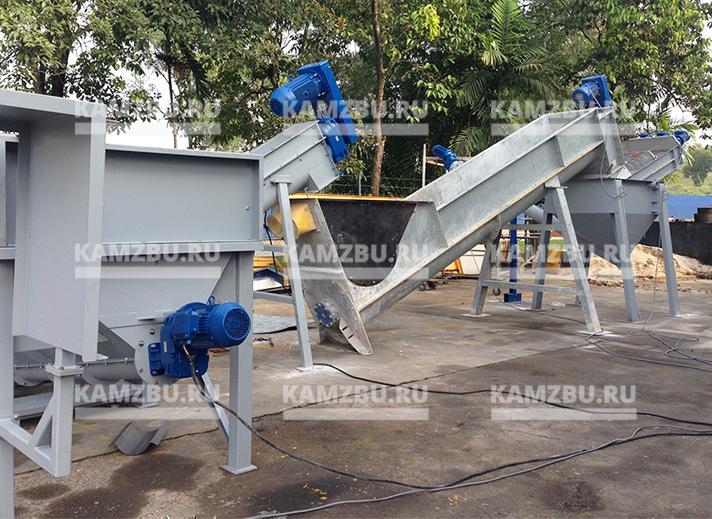 Установки рециклинга бетона бетон балки